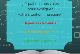 expliquer situation financiere