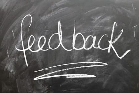 feedback coach financier